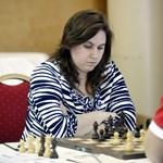 Így reagált Polgár Judit a brit sakkbajnok nőket leszóló megjegyzésére