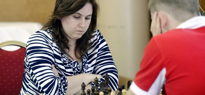 Polgár Judit visszavonul a versenyszerű sakkozástól