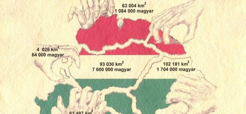 Szlovénia tiltakozik a magyar kormány trianonos térképe miatt