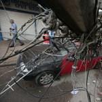 Hatalmas földrengés volt Ecuadorban