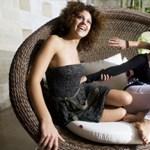 Katicabogár szék - nőknek