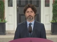 """Justin Trudeau kimondta, """"a Covid-járvány egy óriási nagy szívás"""""""