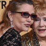 Édesanyjával együtt nyugszik majd Carrie Fisher