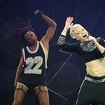 Tegnap este a Szigeten koncertezett, ma új kislemezt adott ki Pink - videó