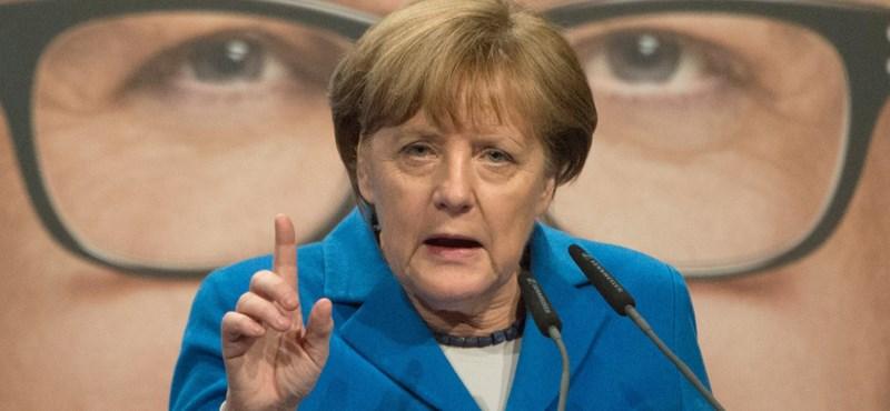 Merkel is üzent Londonba, hogy ők is megértsék