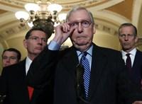 A szenátus republikánus frakcióvezetője szerint is Trump provokálta ki a Capitolium ostromát