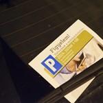 A hét legbunkóbb parkolása - fotó