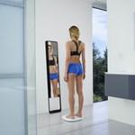 Ezt a tükröt akarják majd a fogyókúrázók és a testépítők