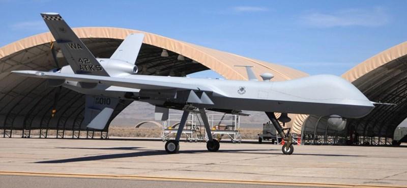 Pakisztán kontrollt akar az amerikai drón-bevetések fölött