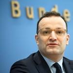 Német egészségügyi miniszter: A határok lezárása nem állítja meg a koronavírust