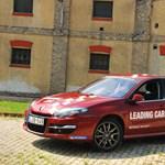 Renault Laguna teszt: francia négyes