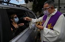 Szenteltvíz járvány idején: mit tanácsolnak a templomlátogatóknak?