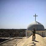 Keresztény menekülteket segít az Ökumenikus Segélyszervezet