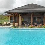 Az év mesterháza: luxus romantika az esőerdőben