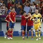 Del Bosque elárulta, miért volt kényelmes a spanyol győzelem