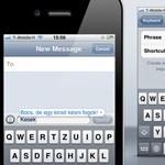 iOS 5 tipp: Saját rövidítések készítése [keyboard shortcuts]