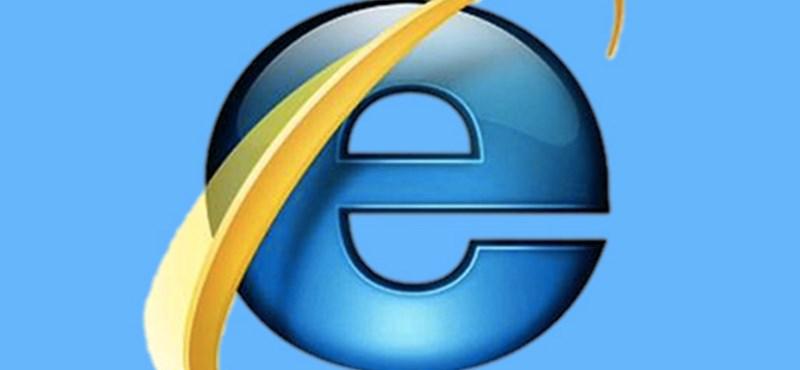 Internet Explorert használ? Akkor most bajba kerülhet