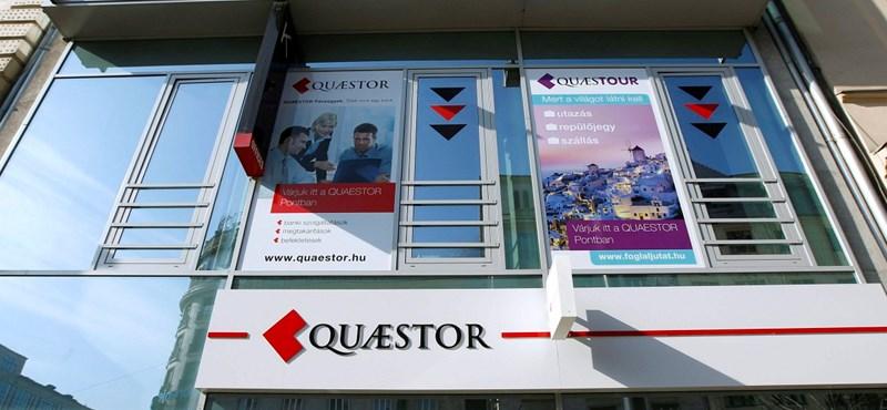 Elrendelték a Quaestor Értékpapír felszámolását