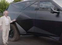 Egyetlen ismert járműre sem hasonlít a világ legdrágább szabadidő-autója