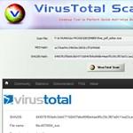 Az eddigieknél jóval kényelmesebb vírusvizsgálat a Virustotallal
