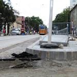 A Fehérvári úton is akad gányolás bőven - fotók