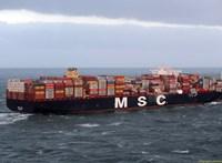 Óriási a forgalom a nemzetközi kikötőkben, ez pedig nagyon jó jel a világgazdaságnak