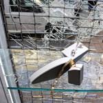 Nem tudott magyarázatot adni a rablásra a brit férfi, aki betört egy pécsi ékszerboltba