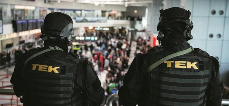 A terrorvonatból nincs kiszállás