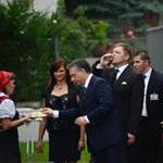 Fotók: Orbán Viktor és Robert Fico találkozója Pilisszentkereszten