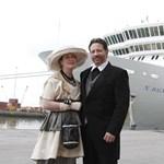 Az olasz gasztronómia legjobbjai utaztak a Titanicon