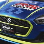 Na, az új Suzuki Swiftet már megcsinálták versenyautónak is