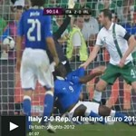 A gól és a csitítás is gyönyörű: Balotelli és Bonucci kettőse – videó