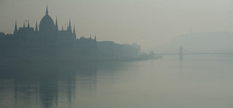 Készüljön, a héten rossz lesz a levegő ebben a 12 magyar városban