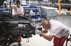 Audi-vezér: túlórakeretről soha nem beszéltünk a kormánnyal