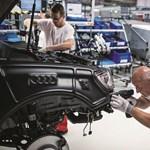 Elektromos Audikat is gyártanak majd Győrben