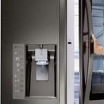 Az LG egy olyan hűtőszekrényt csinált, amitől tényleg tátva marad a száj