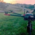 Egy hónap alatt 40 ezer fát ültetnek ezek a különleges drónok