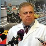 Lemondott a Honvédkórház orvosigazgatója