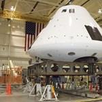 A NASA már 2014-ben tesztelheti az Oriont