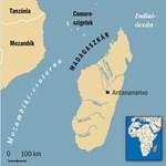 Majdnem 80 halálos áldozata van a Madagaszkáron tomboló viharnak