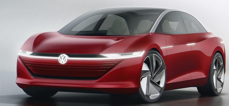 Már kormány sincs a sivár műszerfal fogalmát újradefiniáló új Volkswagenben