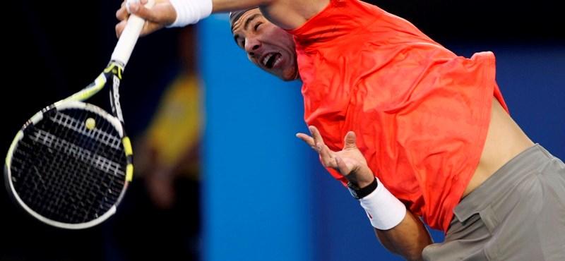 Római tenisztorna: Nadal könnyed sikerével világelső marad