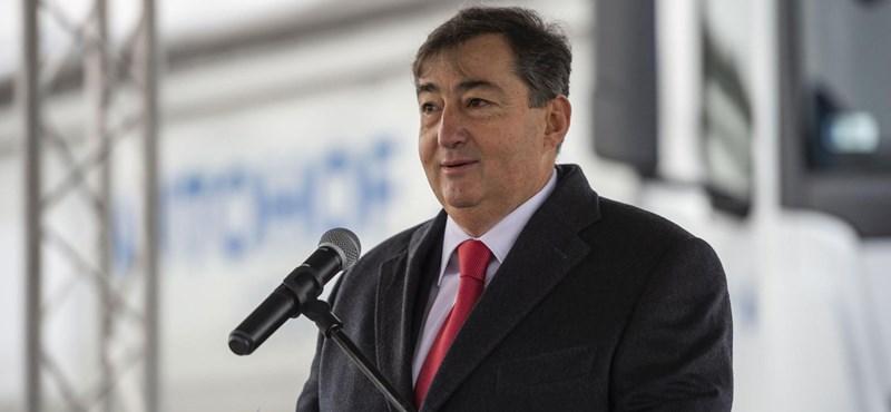 5 milliárd forint osztalékot fizet Mészáros építőipari cége