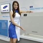 A Tesla után a Samsung is orrba vágja az L. Simon-i logikát