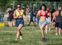 Papa Roach-ra indult be teljes gőzzel a VOLT Fesztivál – képek