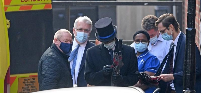 Fülöp herceget átszállították egy másik kórházba, ahol a szívét vizsgálják