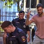 Halott újságírók ügyében nyomozott a megmérgezett Pussy Riot-tag