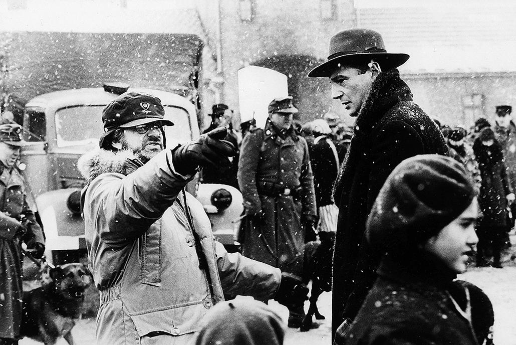Steven Spielberg, Schindler listája