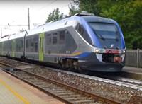 Sztrájkolnak szerdán az olasz vasutasok, a MÁV visszaváltja a jegyeket