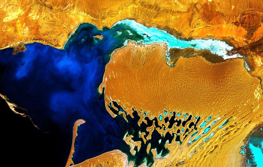 Álomszerű műholdképek a Földről – Nagyítás-fotógaléria